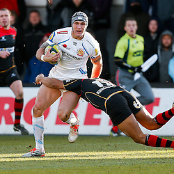 Newport Gwent Dragons v Exeter Chiefs
