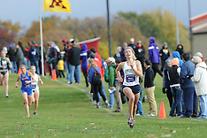 CU Cross Country - NSIC Championships 10.24.2015