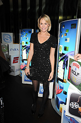 JENNI FALCONER at the premiere of Nokia's N8 short film 'The Commuter' held at Aqua, 30 Argyll Street, London on 25th October 2010.
