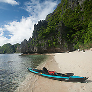 Palawan - Kayaking the Bacuit Archipelago