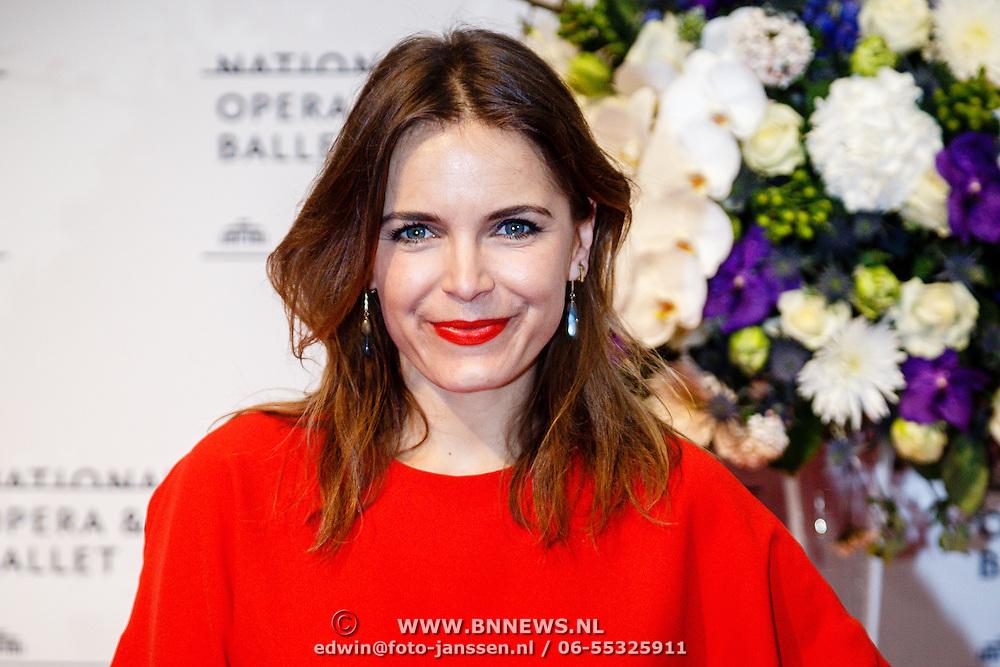 NLD//Amsterdam20160415 - Première 'Roméo et Juliette', Hanna Verboom