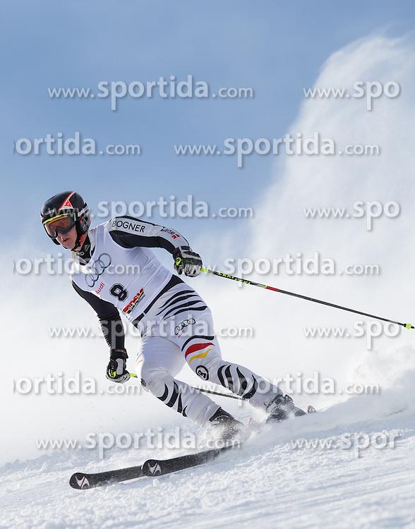 19.10.2012, Rettenbachferner, Soelden, AUT, DSV, Training, im Bild Benedikt Staubitzer (GER) // Benedikt Staubitzer of Germany during a practice session of the German Ski Team 'DSV' at Rettenbachferner in Soelden, Austria on 2012/10/19. EXPA Pictures © 2012, PhotoCredit: EXPA/ J. Groder