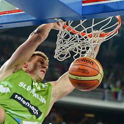 20130916: SLO, Basketball - Eurobasket 2013, Day 13