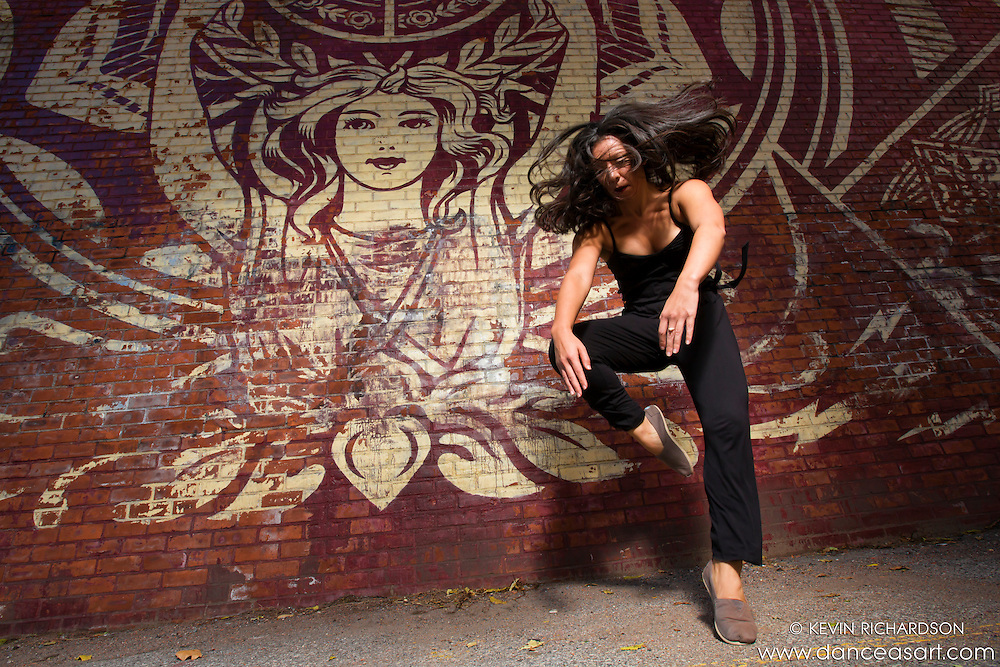Brooklyn Dumbo Dancer Sumi Clements- Dance As Art The New York Photography Project