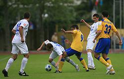 Davor Skerjanc at 31st Round of PrvaLiga Telekom Slovenije 2008/2009 league match between NK Luka Koper and NK Primorje, on May 2, 2009, in SRC Bonifika, Koper, Slovenia. Luka Koper won 1:0. (Photo by Vid Ponikvar / Sportida)