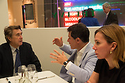 BRYAN FERRY; JOSH BERGER, Lunch at the Ivy Club pop up-restaurant during the preview of Masterpiece Art Fair. Co-hosted by  Count & Countess Filippo Guerrini-Maraldi, and Lord<br /> Dick Daventry. 26 June 2013