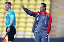 Sevilla manager Unai Emery - Mandatory by-line: Jason Brown/JMP - Mobile 07966 386802 31/07/2015 - SPORT - FOOTBALL - Watford, Vicarage Road - Watford v Sevilla - Pre-Season Friendly