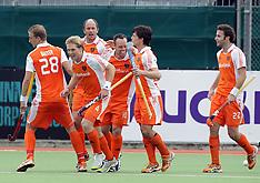 Auckland-Hockey, Champions Trophy, Netherlands v Korea