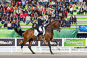 Nicole Smith - Victoria<br /> Alltech FEI World Equestrian Games™ 2014 - Normandy, France.<br /> © DigiShots