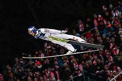 26.01.2020, Wielka Krokiew, Zakopane, POL, FIS Weltcup Skisprung, Zakopane, Herren, Wertungsdurchgang, im Bild Gregor Schlierenzauer (AUT) // Gregor Schlierenzauer (AUT) during his competition jump of FIS Ski Jumping world cup at the Wielka Krokiew in Zakopane, Poland on 2020/01/26. EXPA Pictures © 2020, PhotoCredit: EXPA/ Tadeusz Mieczynski