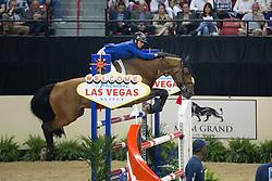 Leprevost Penelope, (FRA), Vagabond de la Pomme<br /> Longines FEI World Cup™ Jumping Final II<br /> Las Vegas 2015<br />  © Hippo Foto - Dirk Caremans<br /> 18/04/15