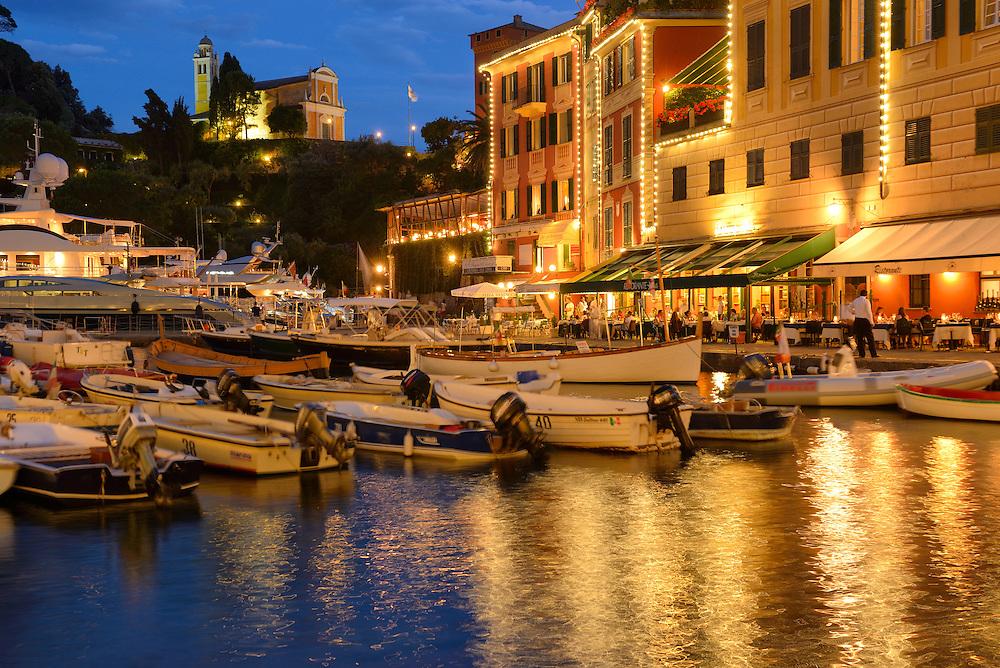 Portofino,Genoa Province,Italian Riviera,Italy