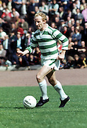 Jimmy Johnstone in action for Celtic.