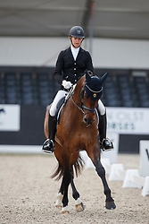 Öljemark Karin, SWE, Tiger G<br /> Longines FEI/WBFSH World Breeding Dressage Championships for Young Horses - Ermelo 2017<br /> © Hippo Foto - Dirk Caremans<br /> 05/08/2017