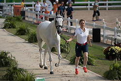 Funnell Pippa, GBR, Billy The Biz<br /> Final Horse inspection Eventing<br /> Olympic Games Rio 2016<br /> © Hippo Foto - Dirk Caremans<br /> 09/08/16
