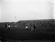 05/11/1958<br /> 11/05/1958<br /> 05 November 1958<br /> Soccer,  F.A.I. Shield: Bohemians v Cork Hibernians at Dalymount Park, Dublin.