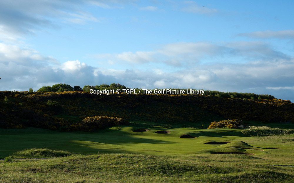 5th par 4 Royal Dornoch,Dornoch,Sutherland,Scotland.