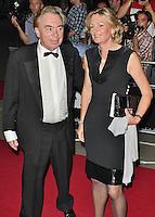 LONDON - September 04: Andrew Lloyd Webber & Madeleine Lloyd Webber at the GQ Men of the Year Awards 2012 (Photo by Brett D. Cove)