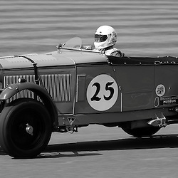 GOODWOOD REVIVAL.....Gareth Burnett in a 1931 Talbot AV105 in the official practice for the Brooklands Trophy ..(c) STEPHEN LAWSON | SportPix.org.uk
