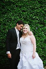Lauralie Pow & Cameron Ghahremani