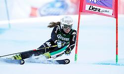 28.12.2013, Hochstein, Lienz, AUT, FIS Weltcup Ski Alpin, Damen, Riesenslalom 2. Durchgang, im Bild Denise Karbon (ITA) // Denise Karbon of (ITA) during ladies Giant Slalom 2 nd run of FIS Ski Alpine Worldcup at Hochstein in Lienz, Austria on 2013/12/28. EXPA Pictures © 2013, PhotoCredit: EXPA/ Oskar Höher