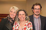 Lisa Rodrigues, Bobbie Farsides & Ian Williams<br /> <br /> Brighton & Sussex Medical School 'Ethics in Performance' by Professor Bobbie Farsides