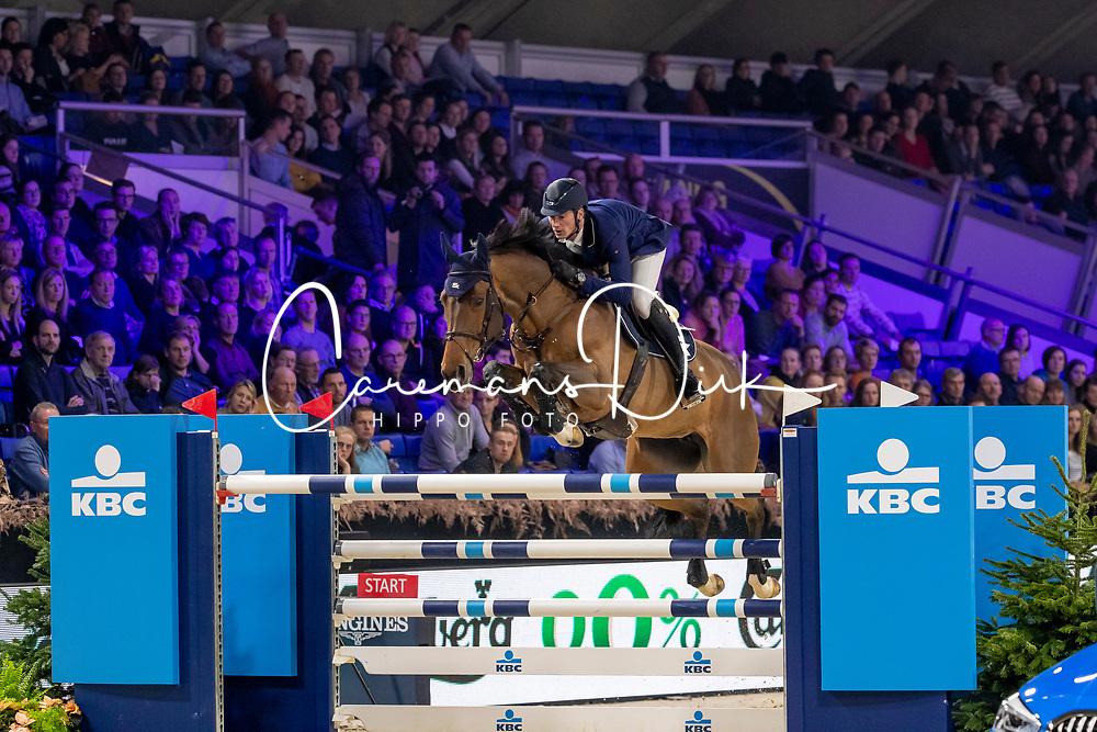 Deusser Daniel, GER, Kiana van het Herdershof<br /> Jumping Mechelen 2019<br /> © Hippo Foto - Dirk Caremans<br />  27/12/2019