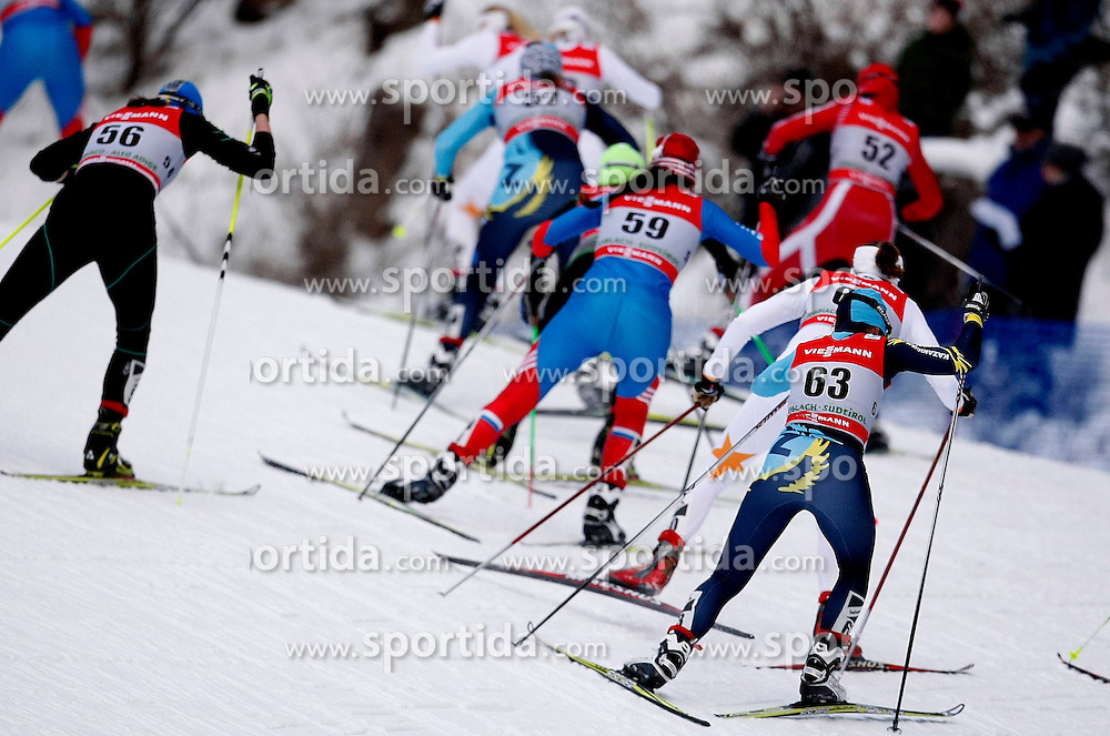 03.01.2013, Nordische Arena, Toblach, ITA, FIS Langlauf Weltcup, Tour de Ski 2013, Damen, 15km Verfolgung, im Bild 03.01.2013 - Dobbiaco/ Toblach, Wlochy/ Italy, Cortina d'Ampezzo, FIS Tour de Ski, Etap 4 - Kobiety - 15 km technika dowolna, Stage 4 Ladies 15 km Free Pursuit // during Ladies 15 km Free Pursuit of the Tour de Ski 2013 of the FIS cross country world cup at nordic arena in Dobiacco, Italy on 2013/01/03. EXPA Pictures © 2013, PhotoCredit: EXPA/ Newspix/ Irek Dorozanski..***** ATTENTION - for AUT, SLO, CRO, SRB, BIH, TUR, SUI and SWE only *****