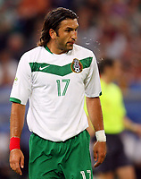 Jose Fonseca spukt<br />