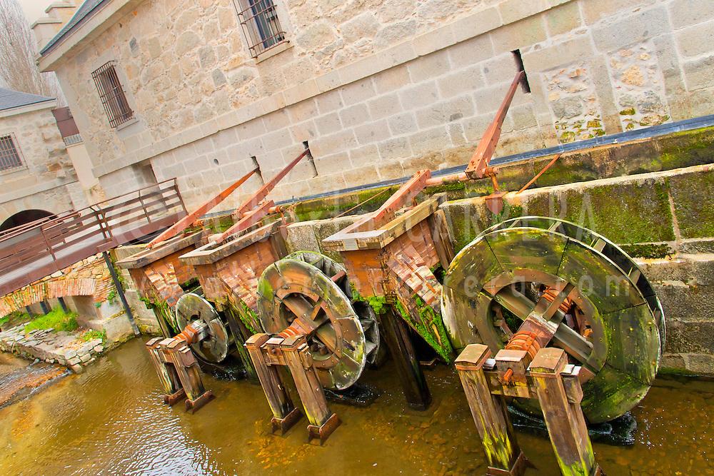 Alberto Carrera, The Royal Mill Mint of Segovia, Real Casa de la Moneda, Segovia, UNESCO World Heritage Site, Castilla y Le&oacute;n, Spain, Europe.<br /> <br /> EDITORIAL USE ONLY