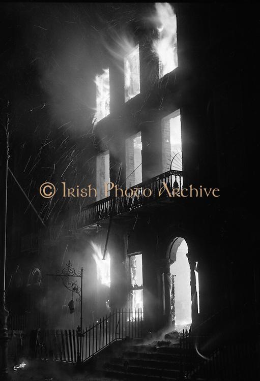 British Embassy on Fire.02/02/1972