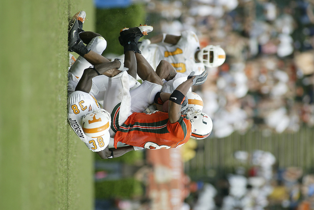 2003 UNIVERSITY OF TENNESSEE Football