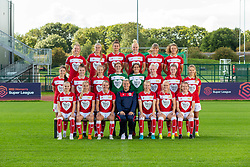 The Bristol City Women Team Photograph 2018/19 - Ryan Hiscott/JMP - 13/09/2018 - FOOTBALL -  Stoke Gifford Stadium, SGS College - Bristol, England - Bristol City Women Team Photograph