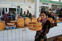 Ouzbekistan, Boukhara, patrimoine mondial de l Unesco, le marche // Uzbekistan, Bukhara, Unesco world heritage, food market
