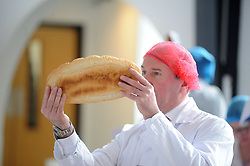 Scottish Bakery Awards_Dunfermline Blcc_17-04-2019<br /> <br /> Judging the bread<br /> <br /> (c) David Wardle | Edinburgh Elite media