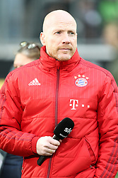 05.12.2015, Stadion im Borussia Park, Moenchengladbach, GER, 1. FBL, Borussia Moenchengladbach vs FC Bayern Muenchen, 15. Runde, im Bild Matthias Sammer (Sportdirektor, FC Bayern Muenchen), Borussia Moenchengladbach - FC Bayern Muenchen, Fussball, 1. Bundesliga, 05.12.2015, Foto: Deutzmann/Eibner // during the German Bundesliga 15th round match between Borussia Moenchengladbach and FC Bayern Muenchen at the Stadion im Borussia Park in Moenchengladbach, Germany on 2015/12/05. EXPA Pictures © 2015, PhotoCredit: EXPA/ Eibner-Pressefoto/ Deutzmann<br /> <br /> *****ATTENTION - OUT of GER*****