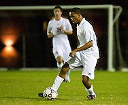 October 30, 2010: The St. Gregory's University Cavaliers play against the Oklahoma Christian University Eagles on the campus of Oklahoma Christian University.