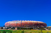 Soccer City, FNB Stadium, Johannesburg, South Africa.