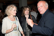 SALLY STOTHARD; ANNA STOTHARD; GREG DYKE , Comedy Theatre First night party for Betrayal by Harold Pinter. National Gallery Cafe. Trafalgar Sq. London. <br /> <br />  , -DO NOT ARCHIVE-© Copyright Photograph by Dafydd Jones. 248 Clapham Rd. London SW9 0PZ. Tel 0207 820 0771. www.dafjones.com.