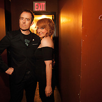 Julie Klauser, Ted Leo - How Was Your Week Live - The Bell House, Brooklyn - June 27, 2012