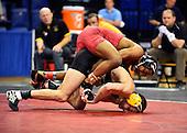 VMI Wrestling 2014-15