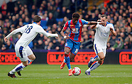 Crystal Palace v leicester City 19/03/2016