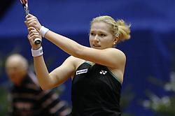 13-12-2006 TENNIS: SKY RADIO TENNIS MASTER: ROTTERDAM<br /> Michaella Krajicek<br /> ©2006-WWW.FOTOHOOGENDOORN.NL