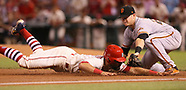 St. Louis Cardinals v San Francisco Giants - 20 May 2017