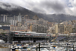 May 22, 2019 - Monte Carlo, Monaco - Motorsports: FIA Formula One World Championship 2019, Grand Prix of Monaco, ..Overview Monte Carlo  (Credit Image: © Hoch Zwei via ZUMA Wire)