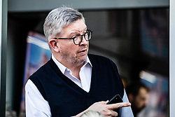 February 26, 2019 - Barcelona, Barcelona, Spain - Ross Brawn portrait during the Formula 1 2019 Pre-Season Tests at Circuit de Barcelona - Catalunya in Montmelo, Spain on February 26. (Credit Image: © AFP7 via ZUMA Wire)