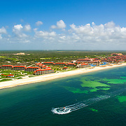 Palace Resorts aerial view.<br />