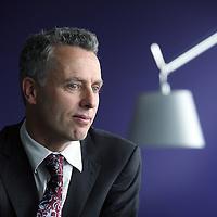 Nederland, Rotterdam , 24 december 2014.<br /> Lukas Daalder is Chief Investment Officer voor Robeco's Investment Solutions en voert in die hoedanigheid het team van multi-asset portefeuillemanagers en strategen aan. Lukas kwam in 2009 in dienst bij Robeco als beleggingsstrateeg. Voordat hij bij Robeco in dienst kwam, werkte hij drie jaar als delta-one handelaar bij IMC Market Makers.<br /> <br /> Foto:Jean-Pierre Jans