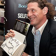 LONDON, ENGLAND - OCTOBER 06:  Chef Marco Pierre White signs copies of the late Keith Floyd's book 'Stirred but not shaken' at Selfridges on October 6, 2009 in London, England  (Photo by Marco Secchi/Getty Images)