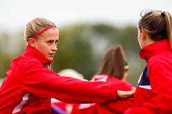 Julie Biesmans of Bristol City - Mandatory by-line: Ryan Hiscott/JMP - 14/10/2018 - FOOTBALL - Stoke Gifford Stadium - Bristol, England - Bristol City Women v Birmingham City Women - FA Women's Super League 1